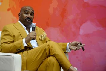 Steve Harvey To Provide $23K Scholarships To Eight College Freshman