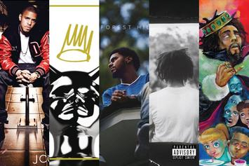 Quiz: Which J. Cole Album Are You?