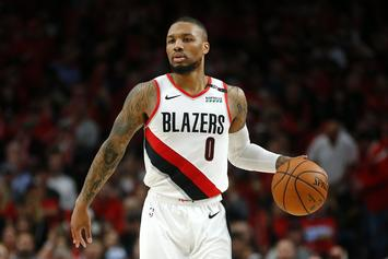 """Damian Lillard Tells Fans He's """"Trash"""" At 2K, Chases Stats In """"My Career"""""""