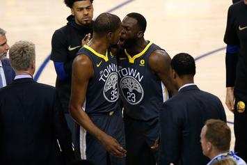 "Kevin Durant ""Never Bounced Back"" From Draymond Green Disagreement: Report"