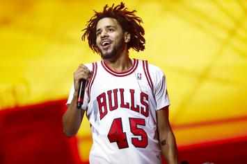 J. Cole Confirms He & His Wife Are Having Another Baby