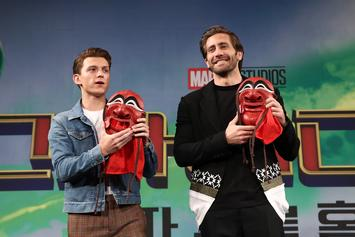 """""""Spider-Man: Far From Home"""" Expected To Pull In Over $180 Million This Weekend"""