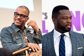 """T.I. & 50 Cent Form Debt Collector Alliance: """"Pay Me Expeditiously"""""""