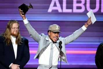 "Chance The Rapper's ""Acid Rap"" Re-Release Hits Big Sales Numbers"