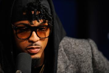 August Alsina Is In The Hospital After Losing The Ability To Walk