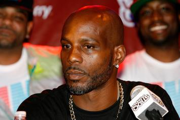 DMX Believes Police Used His Photo To Create Sketch Of Wanted Man