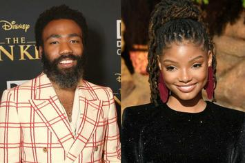 """Donald Glover Praises Halle Bailey For """"Little Mermaid"""" Role: """"You Earned It"""""""