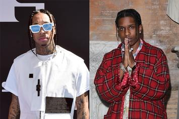 Tyga Cancels Sweden Concert To Show Love For A$AP Rocky