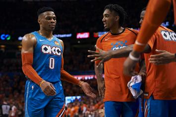 Russell Westbrook Talked To Thunder About A Trade After Playoff Loss: Report