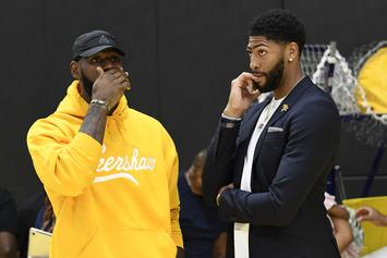 Anthony Davis Claims He Has No Regrets Over Pelicans Trade Demand