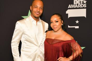 T.I. Celebrates Tiny's Birthday With Love, Blessings, & Booze