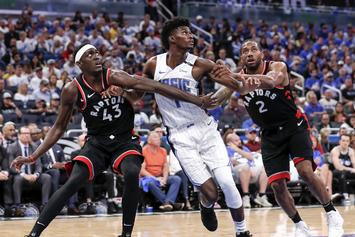 Raptors' Pascal Siakam Breaks Silence On Kawhi Leonard Signing: Watch