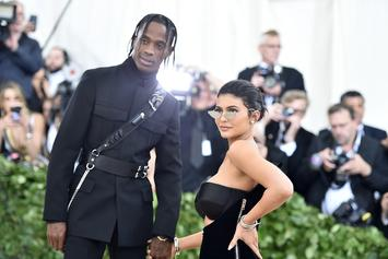 Kylie Jenner & Travis Scott Reportedly Working On Baby #2