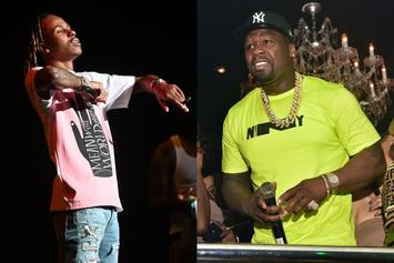 """Rich The Kid Slides In 50 Cent's Comments To Ask Him For A Role On """"Power"""" Season Six"""