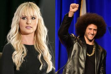 Tomi Lahren Exudes Pillars Of Salt Over Colin Kaepernick Emmy Nom