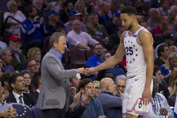Ben Simmons Reportedly Skipping FIBA World Cup To Fix His Shooting Game