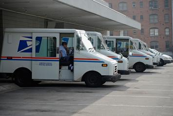 USPS Workers Running Illegal Weed Delivery Scheme
