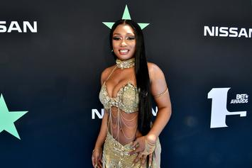 Megan Thee Stallion Welcomes Jada Pinkett Smith To The Hot Girl Club