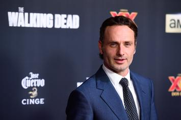 """Walking Dead"" Movie Starring Andrew Lincoln Will Only Be Released In Theaters"