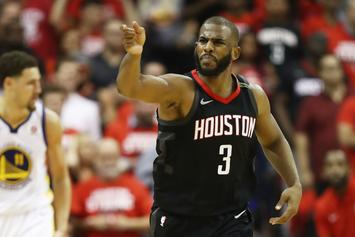 """Chris Paul Says NBA Players Are """"Uncomfortably Silent"""" About Money"""