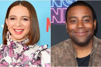 Maya Rudolph & Kenan Thompson To Star In Adam Sandler's Netflix Comedy