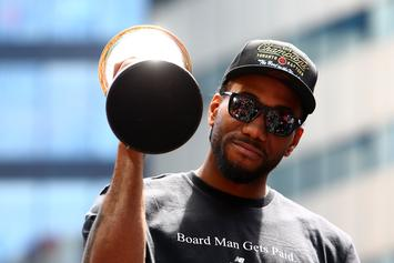 Kawhi Leonard's Uncle Dennis Allegedly Violated CBA With Free Agency Requests: Report