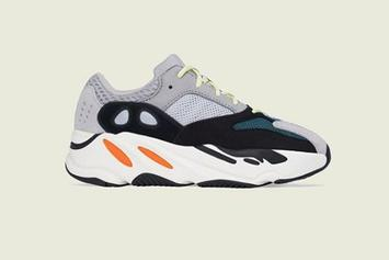 "Adidas Yeezy Boost 700 ""Wave Runner"" Rumored Release Date Revealed"