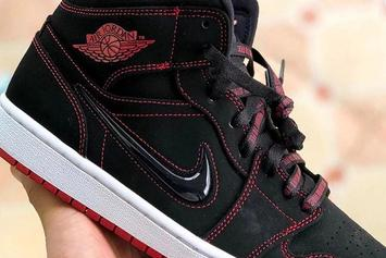 """Air Jordan 1 Mid """"Fearless"""" To Release Later This Year: First Look"""