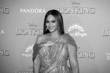 """Beyonce Was Photoshopped Into """"The Lion King"""" Cast Photo, Says John Oliver"""
