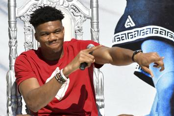 Giannis Antetokounmpo Enlists Kyle Korver for Shooting Clinic: Watch