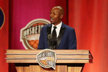 Ray Allen Preaches Importance Of Losing While Son's Play Knockout: Watch