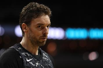 Pau Gasol Signs One-Year Deal With The Trail Blazers At 39: Report