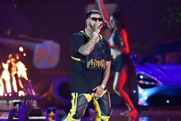 Anuel AA Would Collab With 6ix9ine Again If He Proves He Didn't Cooperate