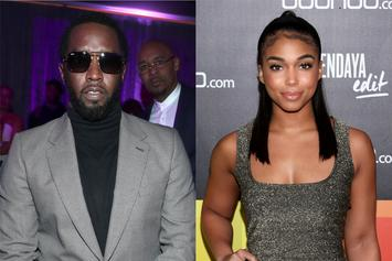 Diddy & Lori Harvey Sport Near-Matching Outfits As Rumors Intensify