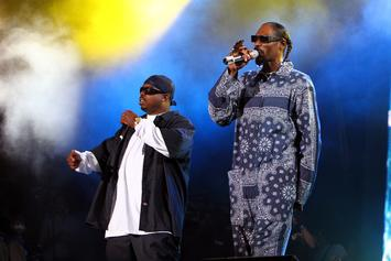 "Snoop Dogg Recalls Convincing Dr. Dre To Put Daz Dillinger On ""Deeez Nutz"""