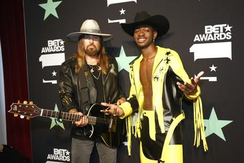 """Lil Nas X's """"Old Town Road"""" Is Longest-Running No. 1 Single Of All Time"""