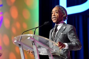 "Al Sharpton Claps Back At ""Thin Skinned"" Trump: ""He's Like A Child"""