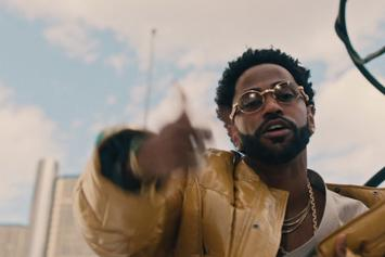 """Big Sean Releases New Video For Jhené Aiko-Assisted Cut """"Single Again"""""""