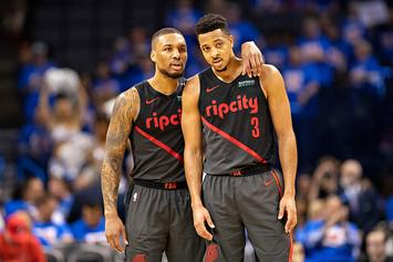 CJ McCollum, Blazers Agree To 3-Year, $100M Extension: Report