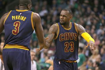 Kendrick Perkins Reacts To LeBron James Criticism, Compares It To Tom Brady