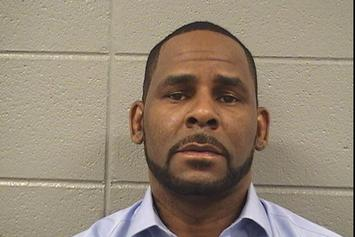 R. Kelly Pleads Not Guilty On NYC Sex Trafficking Charges