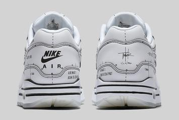 "Nike Air Max 1 ""Schematic"" Drops Next Week: Official Images"