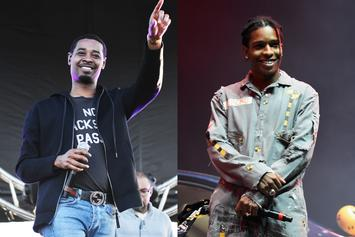 "Danny Brown & A$AP Rocky Wonder How Aliens Reproduce On ""Danny's House"" Premiere"
