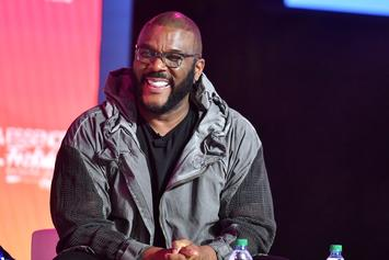 "Tyler Perry Brings New Comedy Show ""Sistas"" To BET Networks"