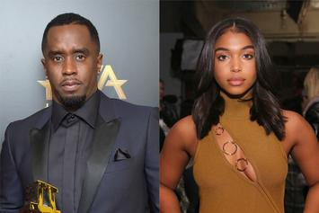 Diddy & Lori Harvey Double Date With Steve Harvey & Marjorie; Twitter Erupts