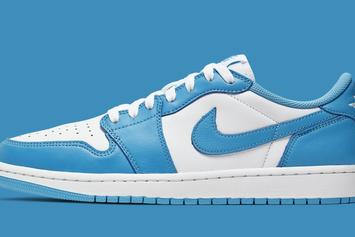 "Eric Koston's Nike SB x Air Jordan 1 Low ""UNC"" Release Date Revealed"