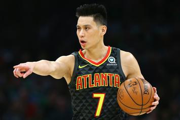 Jeremy Lin Doubles Down On Recent Emotional Free Agency Comments