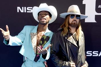 "Billy Ray Cyrus Says He Had To Cut Marijuana Lyric From ""Old Town Road"" Verse"