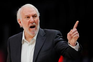 Gregg Popovich Puts Congress On Blast Over Gun Control Laws