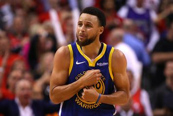 Steph Curry Crossed Up By Teen Sensation At His SC30 Camp: Watch